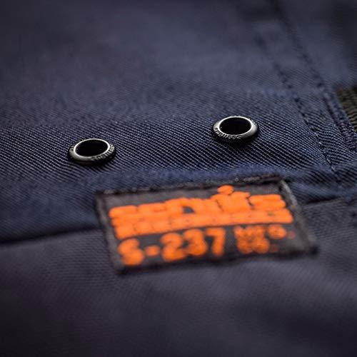 Scruffs T52811 Men's Trade Shorts Slate, 34-Inch (Manufacturer size: 50)