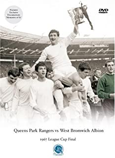 1967 League Cup Final - Queens Park Rangers V West Brom anglais