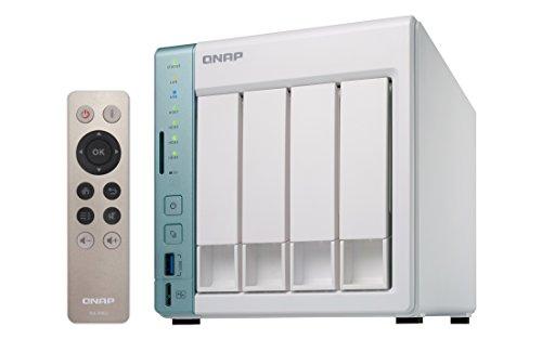 QNAP ( キューナップ ) 単体モデル デュアルコア 1.6GHz プロセッサー採用 標準2GB TS-451A