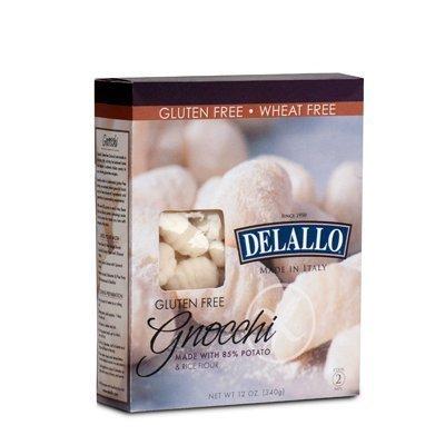 DeLallo Gluten Free Gnocchi (Pack of 3)