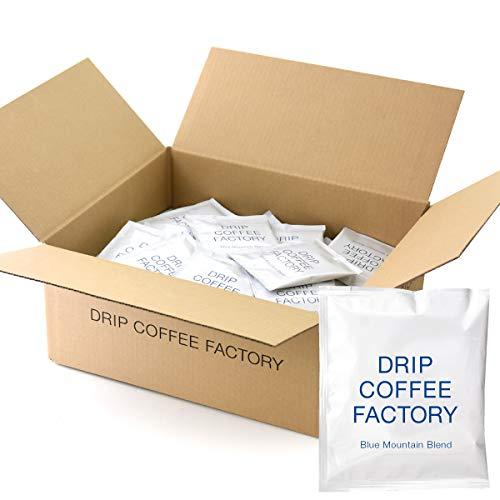 ブルーマウンテン ブレンド 【 100袋 】ドリップ パック コーヒー【大容量】| ドリップコーヒーファクトリー