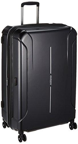 [アメリカンツーリスター] スーツケース キャリーケース テクナム スピナー 77/28 TSA エキスパンダブル 保証付 108L 77 cm 4.5kg ダイヤモンドブラック