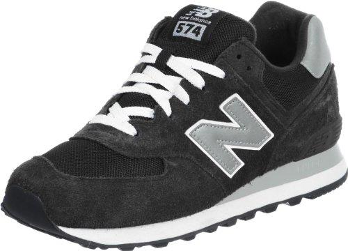 New Balance 574 Core, Scarpe da Ginnastica Uomo, Nero (NK BLACK 8), 43 EU