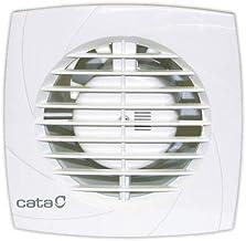 Cata Model B8 Laag Verbruik Badkamer Ventilator, Wit