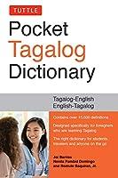 Tuttle Pocket Tagalog Dictionary: Tagalog-English / English-Tagalog