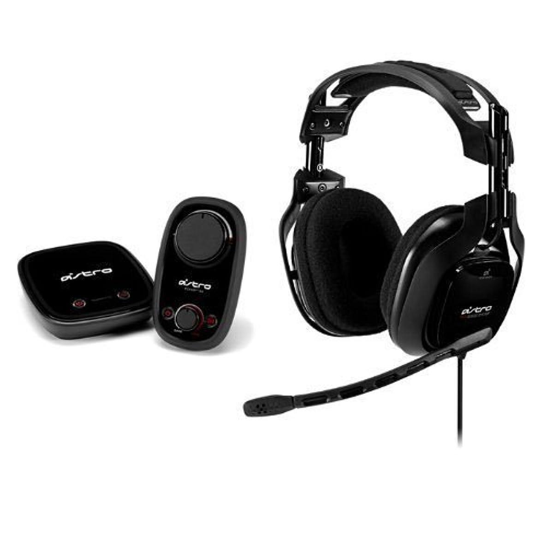 名義で失礼なささいなASTRO Gaming A40 Wireless System - Black - Includes A40 Headset, ASTRO Speaker Tags, and Wireless MixAmp 5.8 by ASTROGAMING [並行輸入品]