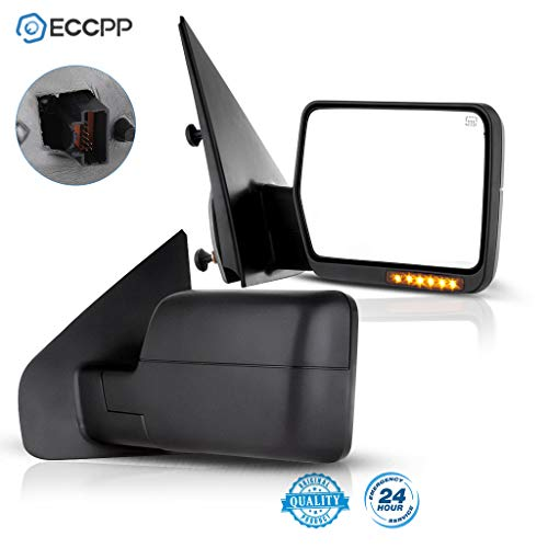 06 ford f 150 driver side mirror - 4