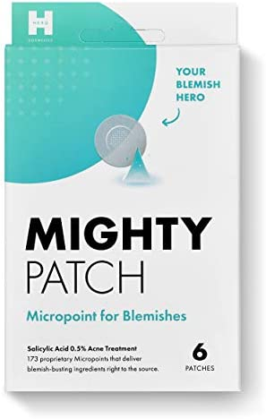 Mighty Patch Micropoint for Blemishes Hydrocolloid Acne Spot Treatment for Early Stage and Deep product image