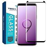 Tech Armor 3D Curved HD Clear Ballistic Glass Screen Protector...