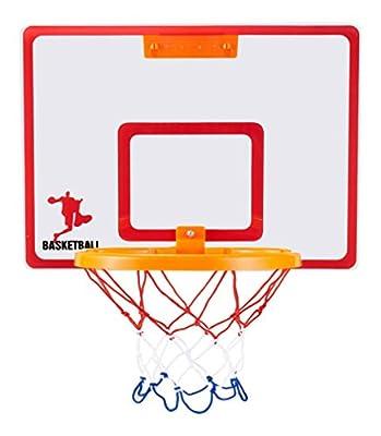 Liberty Imports Mini Indoor Basketball Hoop Set