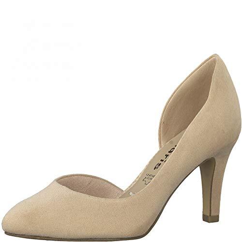 Tamaris Damen Klassische Pumps, Frauen Pumps,Touch It-Fußbett,stöckelschuhe,weiblich,Lady,Ladies,Women's,Woman,Court,Shoes,Rose,40 EU / 6.5 UK