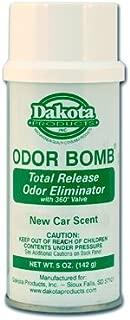 Dakota 5oz Odor Bomb Car Odor Eliminator - New Car Scent