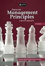 Best focus on management principles a generic approach Reviews