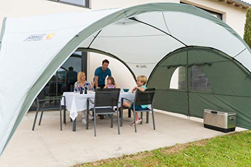 Coleman Sicht- und Windschutz als Türelement für Event Shelter, 4,5 x 4,5m - 3