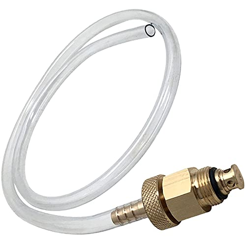 Price comparison product image Oil Filter Drain Tool Oil Filter Draining Release Hose Tube Pipe fits for Toyota,  Lexus,  Scion 2.0L - 5.7L Engines with Cartridge Style Oil Filter System, Replace OE 15620-36020