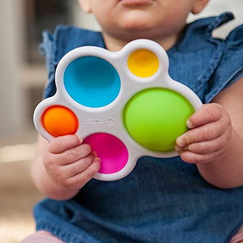 Fat Brain Toys Original Dimpl Brand Baby Toy