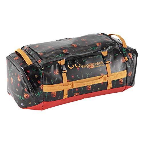 Eagle Creek Cargo Hauler Duffel Bag 60L, faltbare Reisetasche, aus abrieb- & wasserbeständigem TPU-Gewebe, Rucksack und Koffer in einem, Golden State, M
