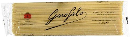 Garofalo Pasta Spaghettini, 500g