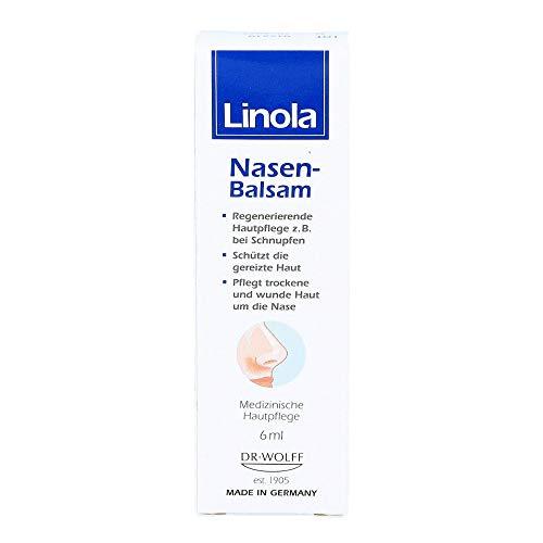 LINOLA Nasen-Balsam 6 ml