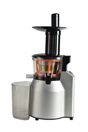 Solis Entsafter, Für Saft, Smoothie oder Dessert, Hartes und weiches Obst und Gemüse, Kaltpresstechnologie, Multi Slow Juicer (Typ 861)