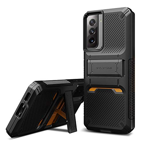 VRS DESIGN Damda QuickStand Pro Case Compatible with Galaxy S21 Plus 6.7 inch (2021)