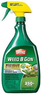 Ortho Weed B Gon Weed Killer, 24oz, RTU Trigger