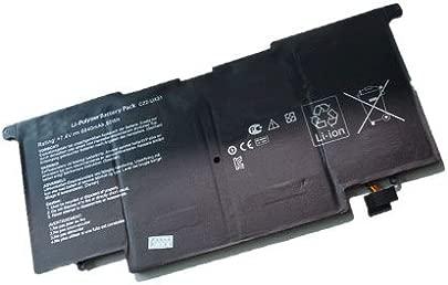 amsahr C22UX31-02 Ersatz Batterie f r Asus C22-UX31  C23-UX31  UX31A  UX31E  6840 mAh  7 4V  4-Cells  schwarz