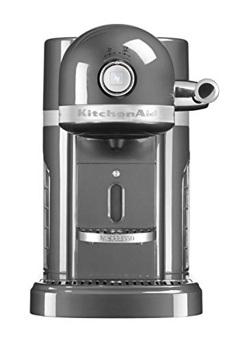 KitchenAid 5KES0503EMS/4 Artisan Nespressomaschine-Medallion Silber