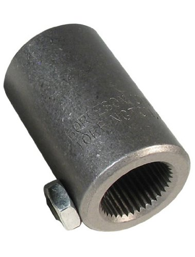 Borgeson 313434 3/4-36 Splined Through Steering Coupler