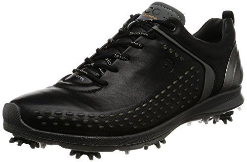ECCO Biom G2Herren Golf-Schuhe 43 schwarz