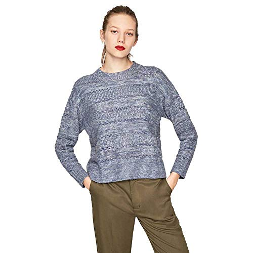 Pepe Jeans PL701518 Sueteres Mujeres Azul M