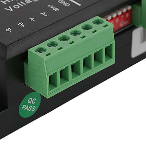 1pcs DM556D 48V DC Digital Stepper Motor Driver High Power Stepper Motor Driver For CNC Router Milling
