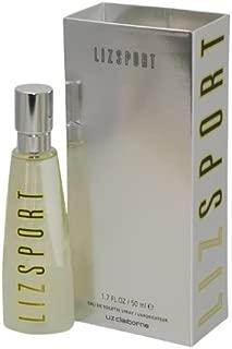 Liz Sport By Liz Claiborne For Women. Eau De Toilette Spray 1.7 Ounces
