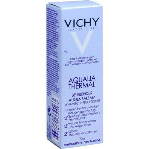 Vichy Aqualia Thermal belebender Augenbalsam, 15 ml Creme