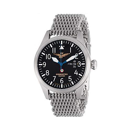 Reloj Aeronautica Militare Aviator Quartz day date