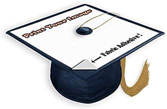 Zhanmai 9 Pieces Child Graduation Caps Grad Hats Cap Mortarboard for Graduation
