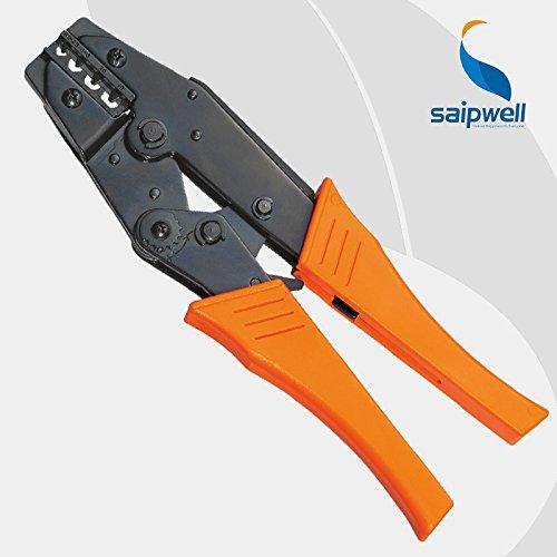 HS-1016 EUROP STYLE RATCHET kabel tool krimptang 0.5-16mm2 multi tool tools handtang