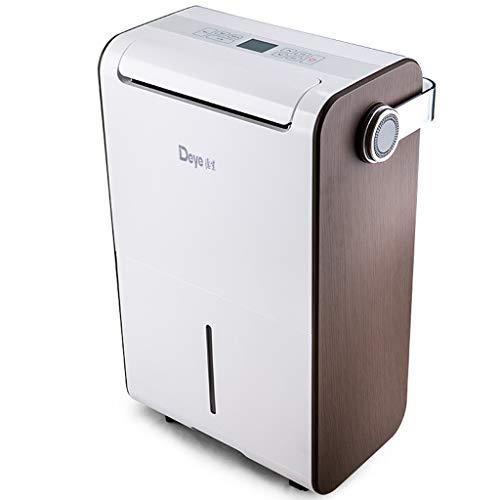 Dehumidifiers Luftentfeuchter mit 6 l Wassertankkapazität, Kindersicherung, Waschtrockner und Timer für Zuhause/Keller/Büro, LCD-Touchscreen