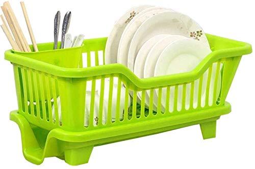 XXT Cuisine Placard Plaque de vidange épaissie Arts de la table Support de rangement de vidange évier bol rack