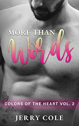More Than Words (Colors of the Heart) (English Edition)