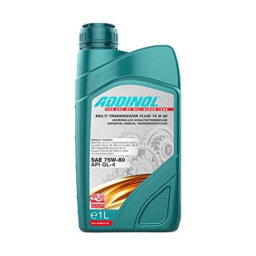 Addinol Getriebeöl 75W-80 Multi Transmission Fluid 75W80 1L