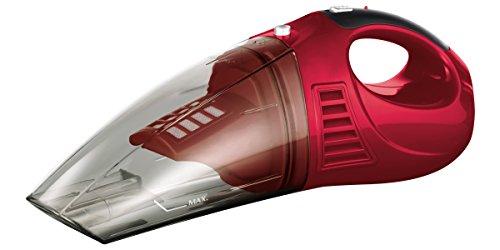 TV unser Original 08862 aspirapolvere a batteria, a mano, funzionamento bagnato/asciutto, mod. cleanmaxx Plus, rosso