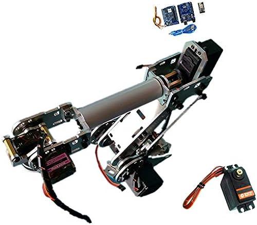 SM SunniMix Roboter-Manipulator 6DOF-Roboterarm Kit mit digital Servo Für Arduino-DIY-Robot