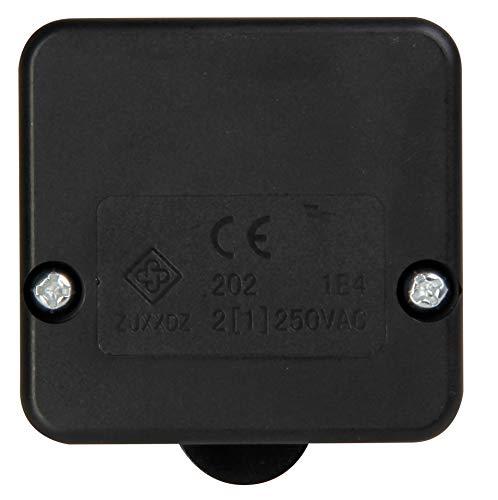 Kopp 192600082 Truhenschalter, 0.5 A, 250 V