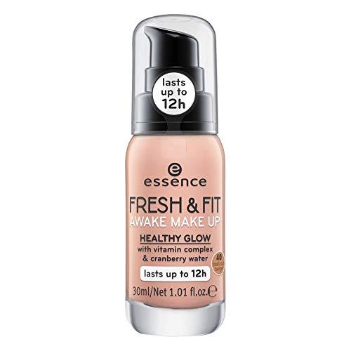 essence fresh & fit awake make up 40 fresh sun beige - 1er Pack