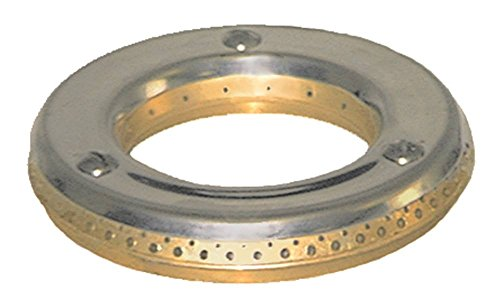 MBM-Italien Brennerdeckel für Gasherd mit Mittelloch ø 125mm mit Mittelloch