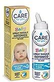 Care For You, Spray Nasale Baby da 100 ml, per la Pulizia Quotidiana del Naso, Indicato pe...