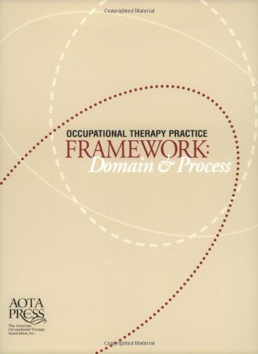 Occupational Therapy Practice Framework: Domain and Process