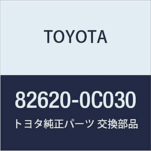 TOYOTA 82620-0C030 Max 87% OFF Fusible Assembly Block Super intense SALE Link