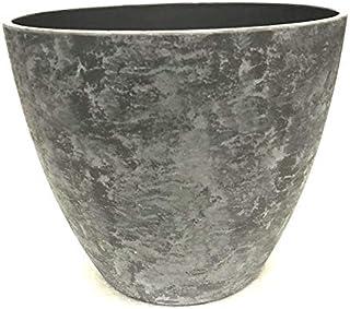 Plastic Pot Planter 19cm height 16cm diameter Indoor Outdoor garden decor